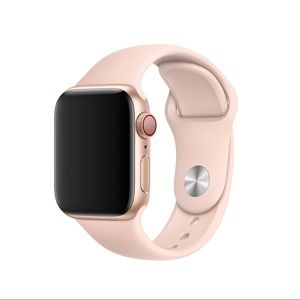 Apple Accessories - Pink Apple Watch Sport band